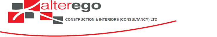 Alter Ego Construction & Interiors logo